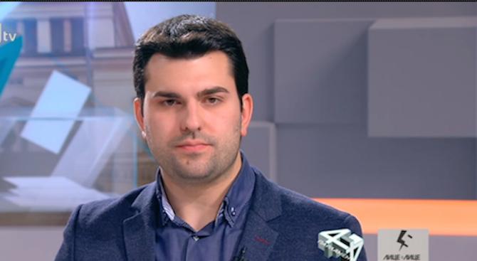 Георг Георгиев: Радев е подкрепил СЕТА, решението му е правилно