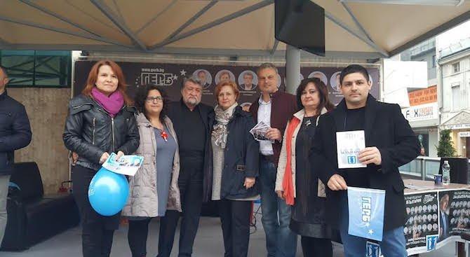 Вежди Рашидов: Преговаряме световни шедьоври да гостуват в Пловдив през 2019 година