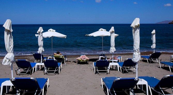 Неочакван скок на резервациите за тазгодишния туристически сезон в Гърция