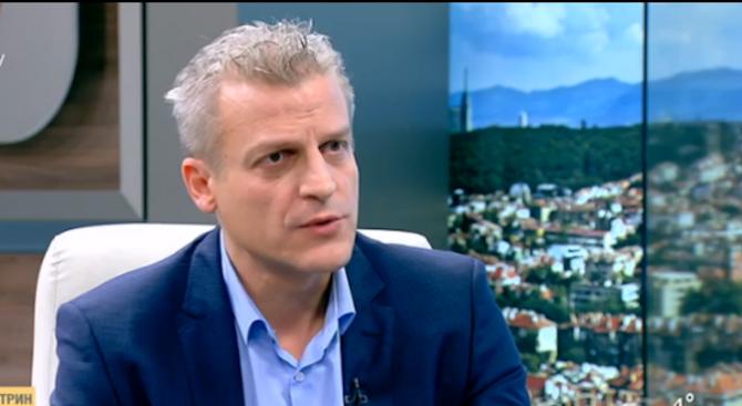 Петър Москов: БСП ни води към буферна зона между две империи (видео)