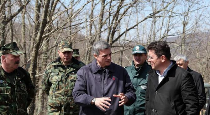 Узунов иска проверка на съоръженията по българо-турската граница
