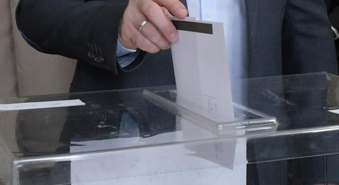 Ето как протичат изборите в чужбина