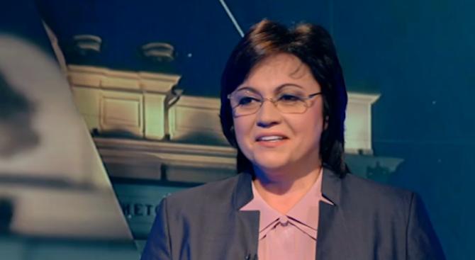 Корнелия Нинова: Не съм била активист и член на друга партия освен на БСП