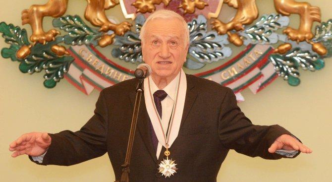 Почина легендата на българския спорт Иван Абаджиев