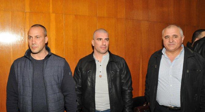 Прокуратурата: Няма законова възможност да се екстрадират четиримата български граничари
