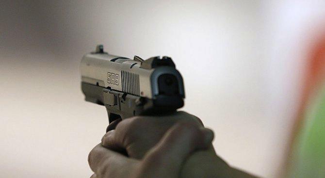 Скандал и стрелба в София