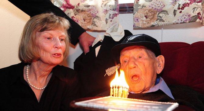 Върнаха мъж на работа навръх 100-годишния му рожден ден