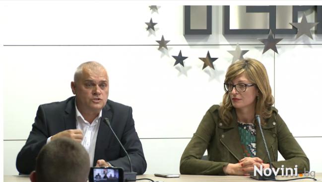 ГЕРБ: Служебното правителство извършва кадрови преврат (видео)
