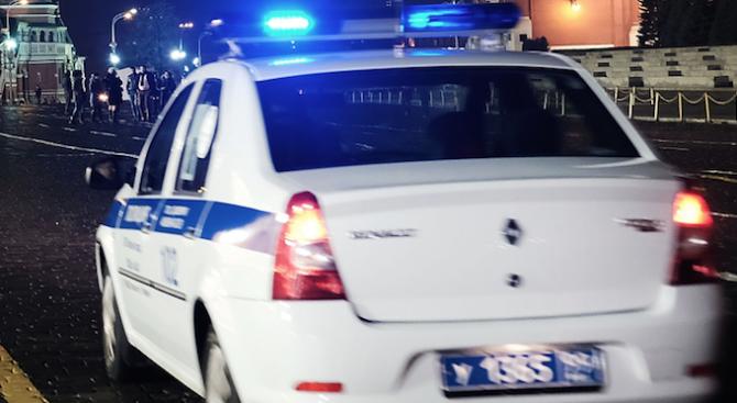 Откриха бомба в жилищна сграда в Санкт Петербург