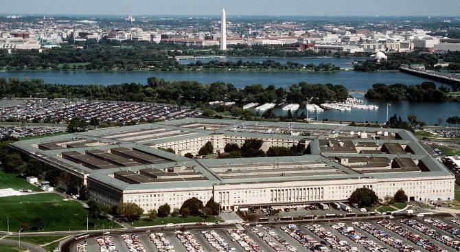 Пентагонът: Ударът на САЩ в Сирия е пропорционален отговор