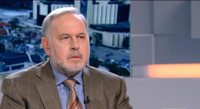 Славчо Велков: Атентатът в Санкт Петербург е послание лично към Путин