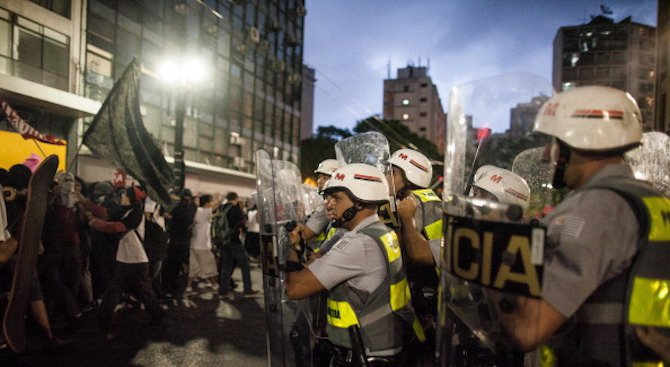 Стачка парализира Аржентина