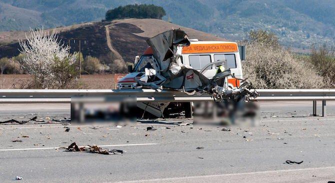 16 точки на смъртта дебнат шофьорите