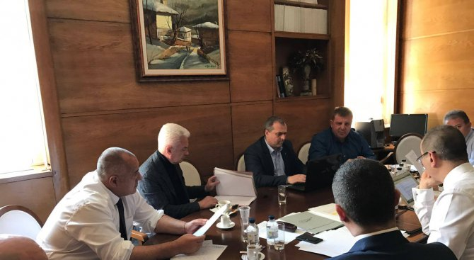 Борисов публикува снимки от преговорите с Обединените патриоти