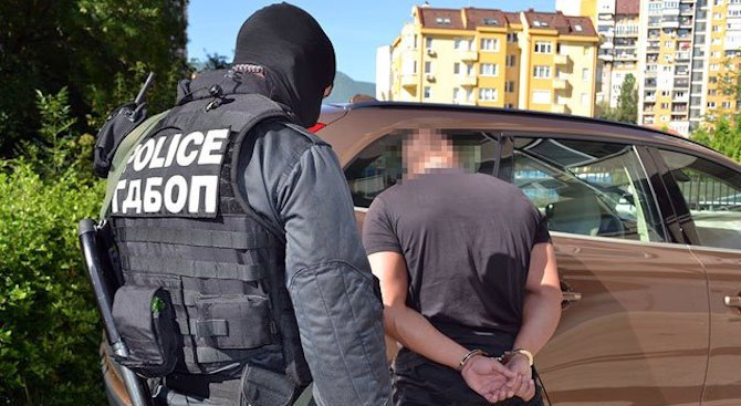 ГДБОП разби банда лихвари