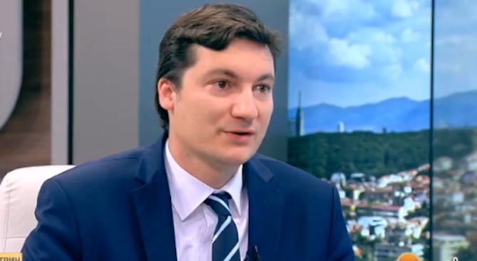 Крум Зарков: Готови сме да сътрудничим на ГЕРБ и да помагаме по важните теми
