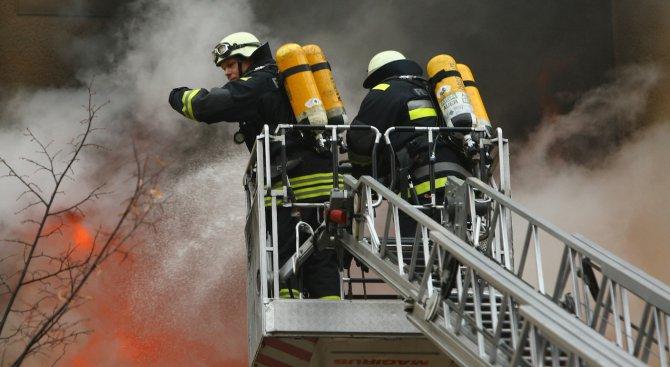 Пожар в еврейски хоспис в Германия. Има загинал