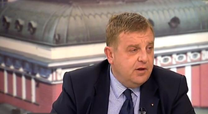 Ако някой е стоял в гетото и е слушал чалга няма да получи увеличение на пенсията, каза Каракачанов