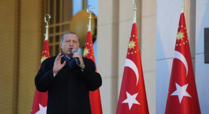 Ердоган отива при Тръмп през май