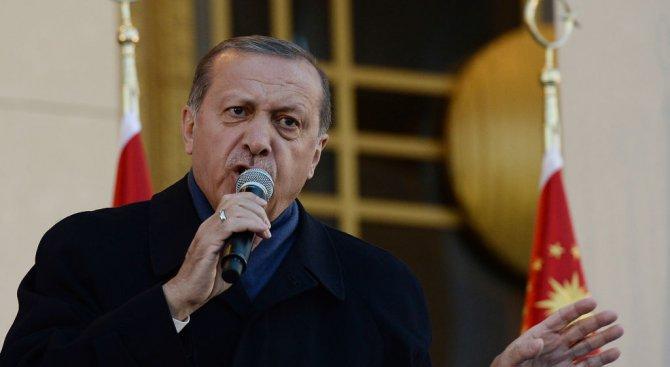 Ирак привика турския посланик след изказване на Ердоган