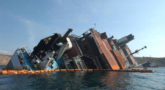 Извадиха тялото на трети загинал при корабокрушението на товарен кораб в Черно море