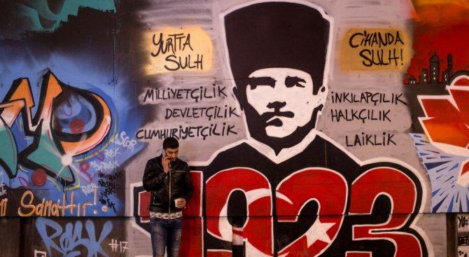 На създателя на съвременна Турция нищо човешко не му е било чуждо