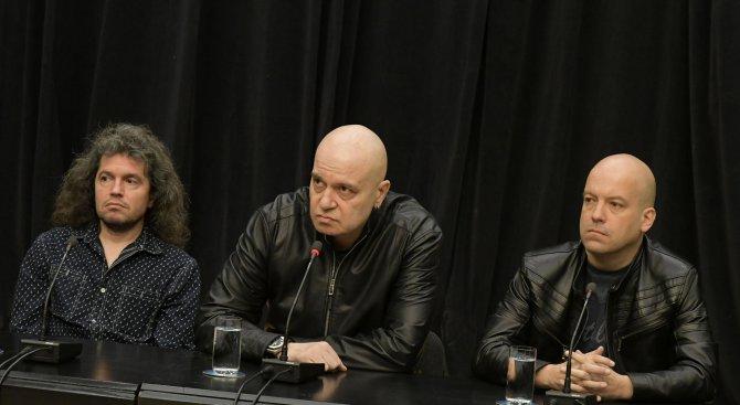Слави Трифонов с отворено писмо относно повторното спиране на шоуто му