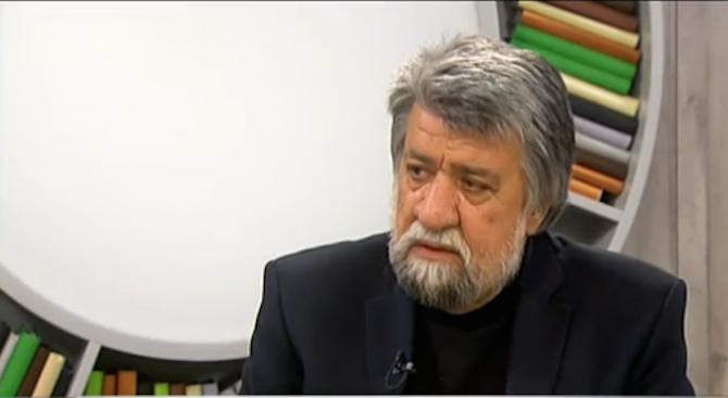 Вежди Рашидов: Тези, които скачаха срещу мен не бяха творци и нямаха нищо общо с културата (видео)