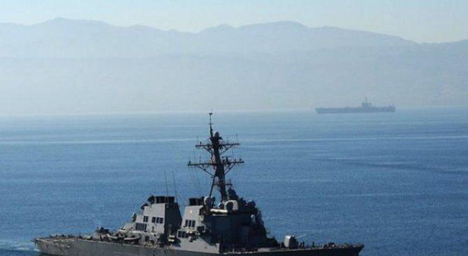 Руски боен кораб потъна в Черно море