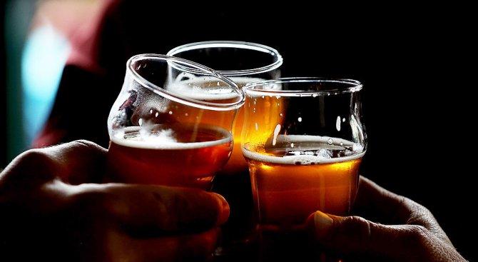 """""""Гинес"""" пусна наливна бира за вегетарианци"""