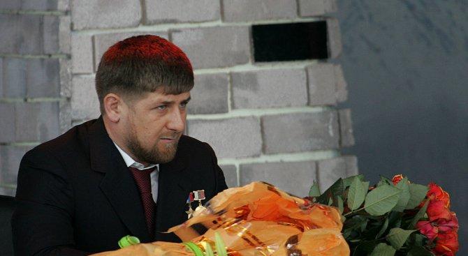 Рамзан Кадиров се потроши на мач