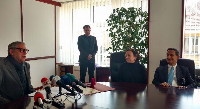Служебният министър на културата се отчете (снимки)