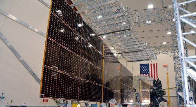 SpaceX ще изстреля BulgariaSat-1 в средата на юни