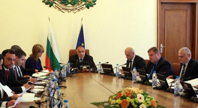 Борисов към министрите: Подготвяйте закон за спиране на приватизацията (обновена)