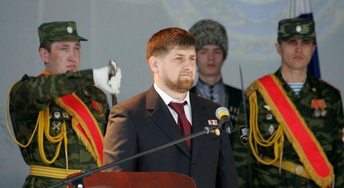 Рамзан Кадиров: Западът ще се провали!