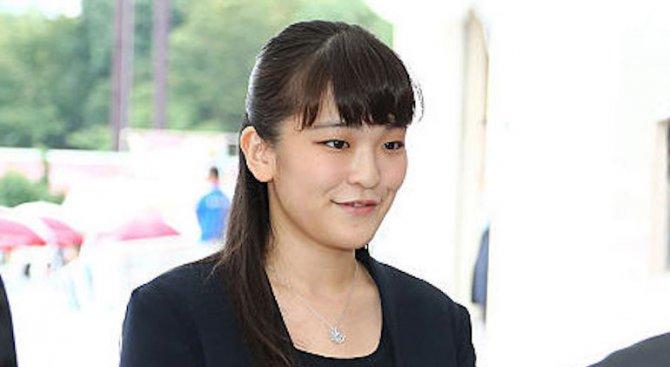 Японската принцеса Мако ще се омъжи за свой състудент