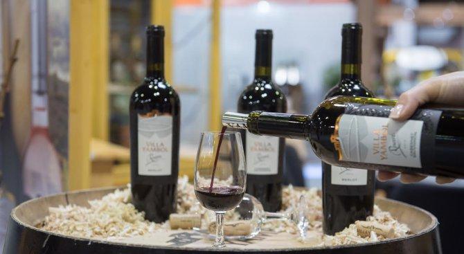 """""""Вила Ямбол"""" отвоюва голям златен медал за България на най-престижния конкурс за вино"""