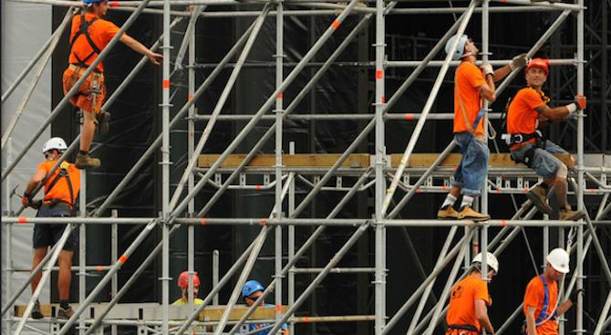Започват масови проверки на влаганите продукти в строителството