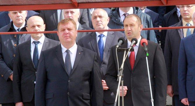 Красимир Каракачанов ще участва в Срещата на Върха на НАТО