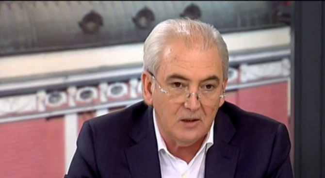 Местан: БСП е невъзможно без ДПС