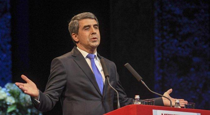 Плевнелиев е против разсекретяването на стенограмата за КТБ