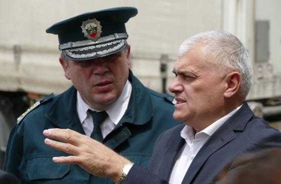 Валентин Радев: Взети са мерки за облекчаване на трафика на ГКПП Кулата