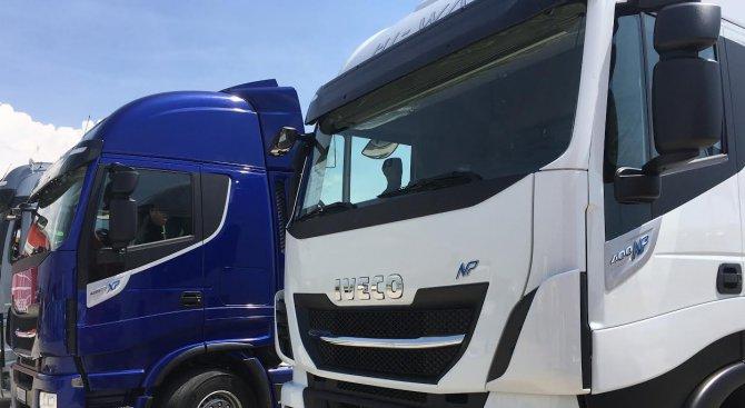 IVECO представя по време на TRUCK EXPO Stralis NP революционен камион на природен газ