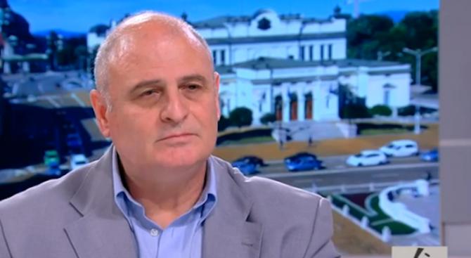 Николай Радулов: Разузнаването ни е кухо