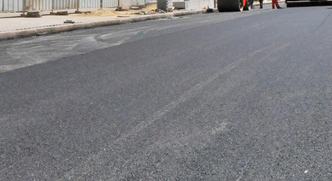София е отделила  36 млн. лв. за обновяване на пътни платна и тротоари