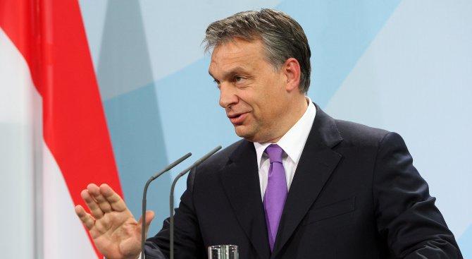 Виктор Орбан: Джордж Сорос ни обяви война