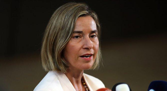ЕС дава на Африка 50 млн. евро за борба с тероризма