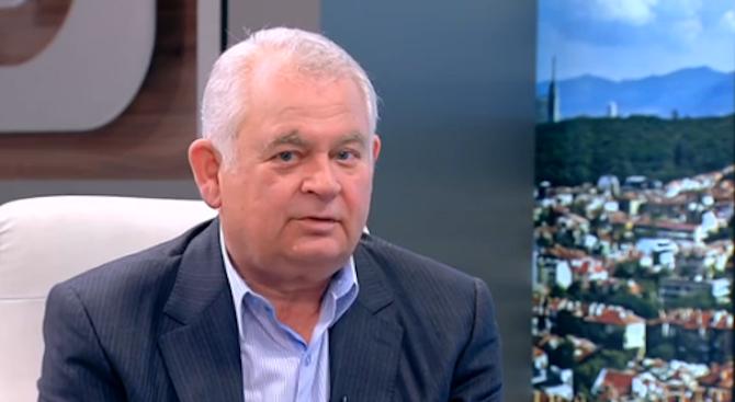 Ген. Кирчо Киров: Предстоящото председателство ни прави цел на терористите (видео)