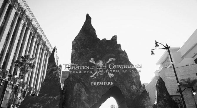 """""""Карибски пирати 5"""" продължава да е най-гледаният филм у нас"""