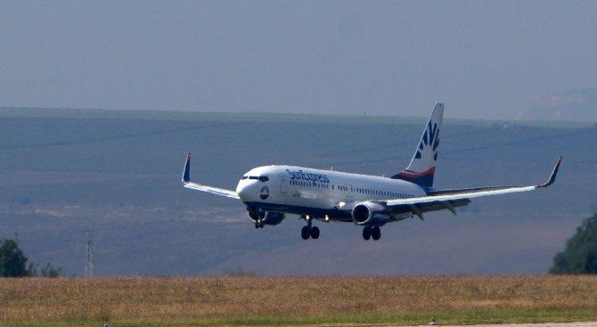 """Летище """"Варна"""" очаква ръст на полетите с около 12%"""